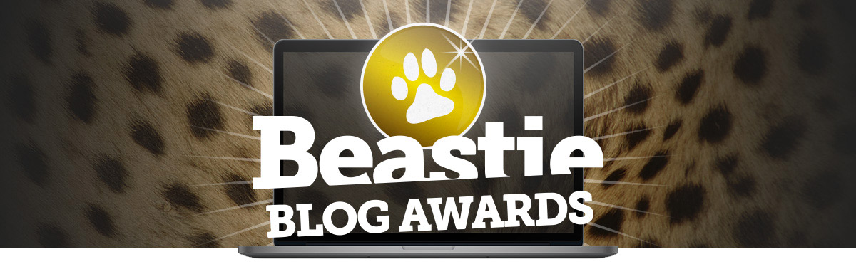 Logo Beastie Blog Awards